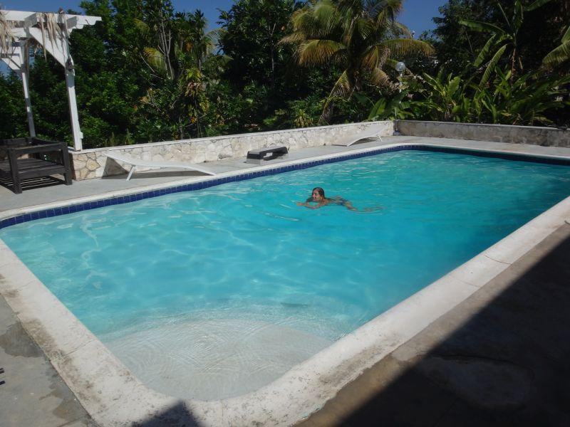 Der Hostel-Pool
