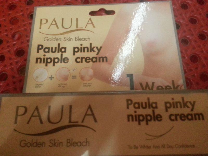 Paula pinky Nipple Cream