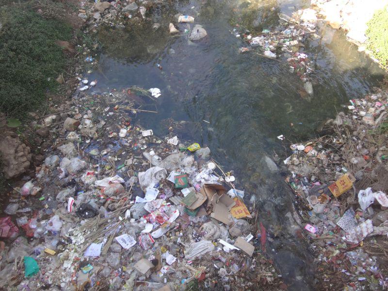 Müll in Myanmar
