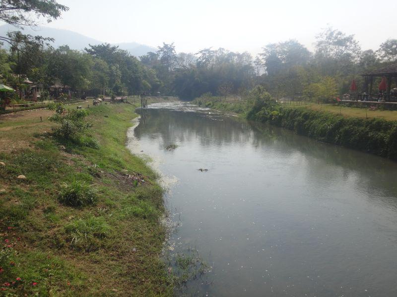 Der Ort ist nach diesem Fluss benannt
